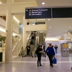 Inside Midway Airport