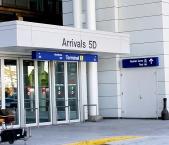 ORD Terminal 5 Curbside