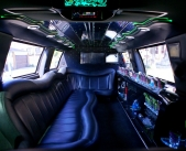 Cruise through Chicago in one of our limos