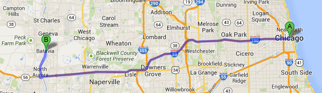 Limo Service Between Batavia And Chicago Ou0026#39;Hare Or Midway | Echo Limousine