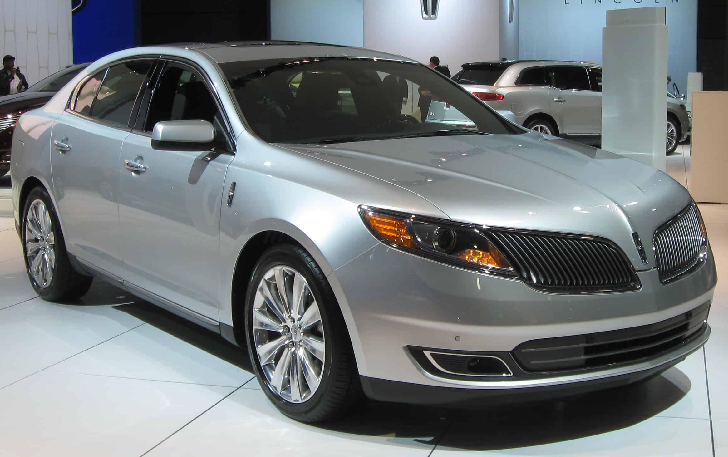 Lincoln MKS Limousine