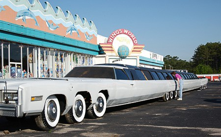 The World's Longest Limo